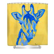 Bluebelle Shower Curtain