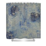 Blueish Shower Curtain