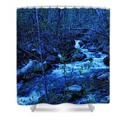 Blues Traveler Shower Curtain