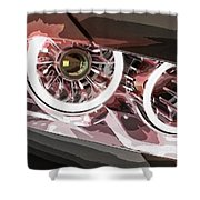 Bmw 19 Shower Curtain