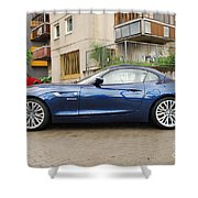 New Car On The Block Shower Curtain