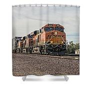 Bnsf 8145 Shower Curtain