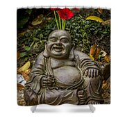 Bo Dai 2 Shower Curtain