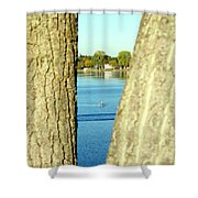 Boat Trip Shower Curtain