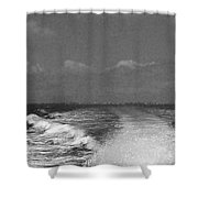 Boating 2 Shower Curtain