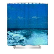 Boating Shower Curtain