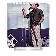 Bob Hope Shower Curtain