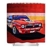 Bob Jane Torana A9x Shower Curtain