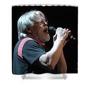 Bob Seger 3692-1 Shower Curtain
