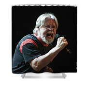 Bob Seger 3730 Shower Curtain
