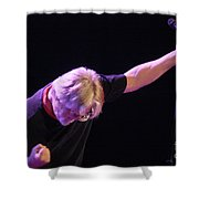 Bob Seger 3862 Shower Curtain