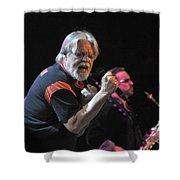 Bob Seger 6136 Shower Curtain