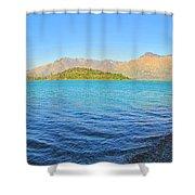 Bob's Cove Shower Curtain