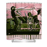 Boc #2 With Enhanced Colorization Shower Curtain