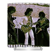 Boc #21 With Enhanced Colors Shower Curtain
