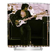 Boc #50 In Enhanced Colors Crop 2 Shower Curtain