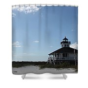 Boca Grande At Twiglight Shower Curtain