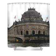 Bode Museum - Berlin - Germany Shower Curtain