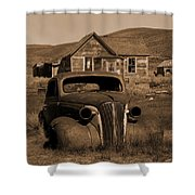 Bodie   #72986 Shower Curtain