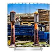 Bodie Gas Shower Curtain