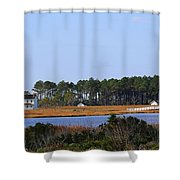 Bodie Island Lighthouse 2765 Shower Curtain