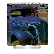 Bodie Plymouth Shower Curtain