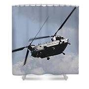 Boeing Chinook Shower Curtain