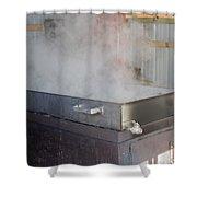 Boil Shower Curtain