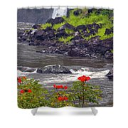 Boiling Pots State Park Shower Curtain