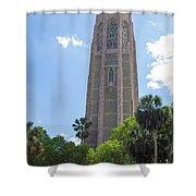 Bok Tower Shower Curtain