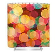 Bokehful Shower Curtain