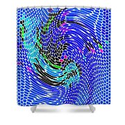 Bold And Colorful Phone Case Artwork Designs By Carole Spandau Cbs Art Angel Fish 112 Shower Curtain