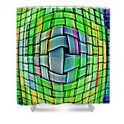 Bold And Colorful Phone Case Artwork Designs By Carole Spandau Cbs Art Exclusives 103 Shower Curtain