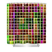 Bold And Colorful Phone Case Artwork Designs By Carole Spandau Cbs Art Exclusives 115 Shower Curtain