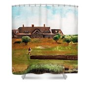 Bolingbrook Golf Club Shower Curtain