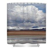 Bolivia 6 Shower Curtain