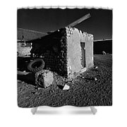 Bolivia By Moonlight Shower Curtain