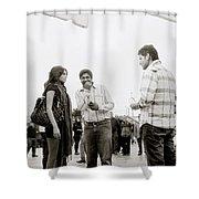 Bollywood Shower Curtain