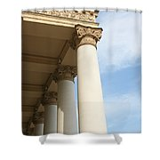 Bolshoi Theatre In Moscow Shower Curtain
