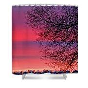 Bolton Sunset Shower Curtain
