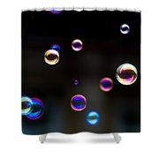 Bon Voyage - Featured 3 Shower Curtain