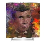 Bond - James Bond 2 - Square Version Shower Curtain