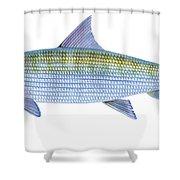 Bonefish Shower Curtain