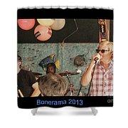 Bonerama 2013 Shower Curtain