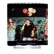 Bonerama At The Broadway Oyster Bar 2 Shower Curtain