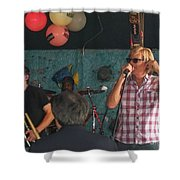 Bonerama In Rare Form Shower Curtain