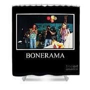 Bonerama Shower Curtain