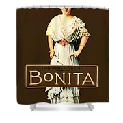 Bonita Shower Curtain