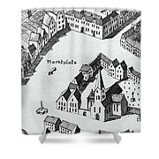 Bonn Saint Remigius Shower Curtain