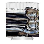 Bonneville Shower Curtain